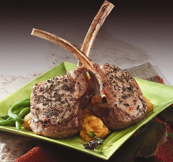 veal chop french recipes French Veal Chops  MyMarket